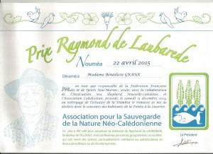 Prix de Laubarede